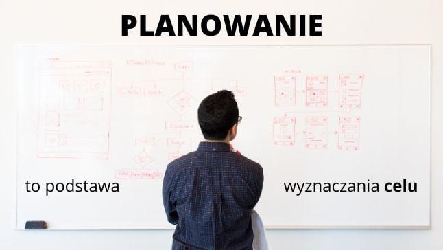 planowanie to podstawa wyznaczania celów