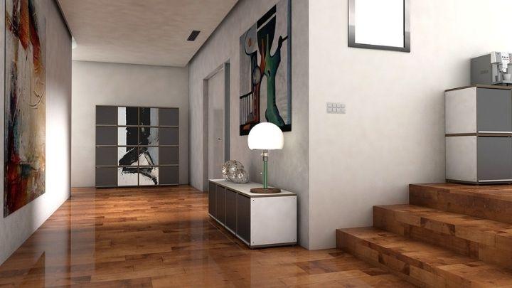 2 projekt 3d mieszkania