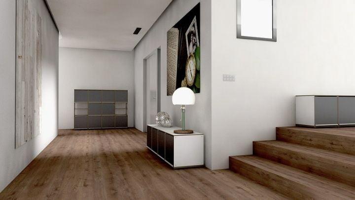2 projekt aranżacji mieszkania