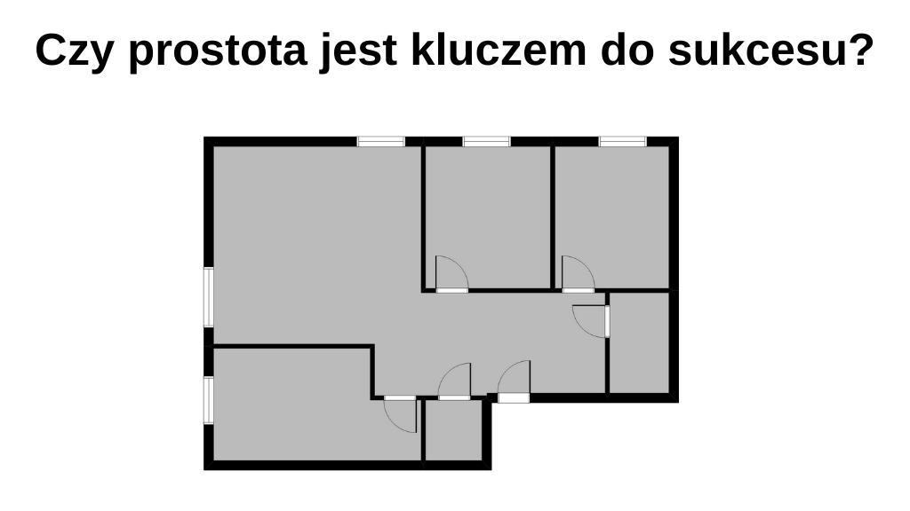 plan mieszkania rysunek techniczny